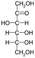 chemical test to distinguish d glucose and fructose relationship