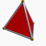Difference Between Triangular Prism and Triangular Pyramid (Tetrahedron)