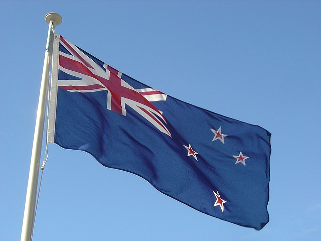 Difference Between Australia Flag and New Zealand Flag