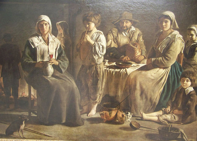 relationship between peasants and nobles