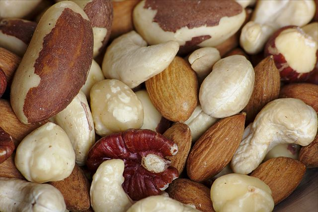Difference Between Nuts and Seeds