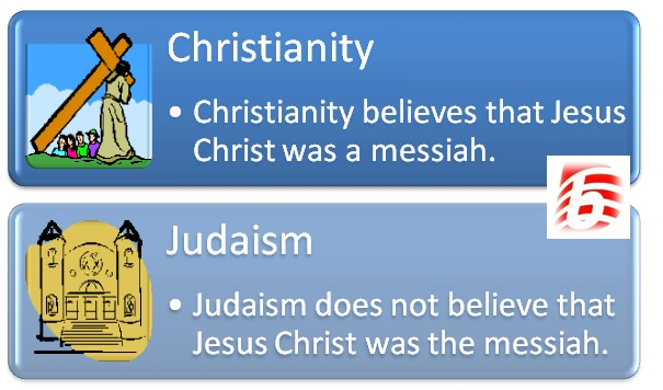 Difference Between Christianity and Judaism