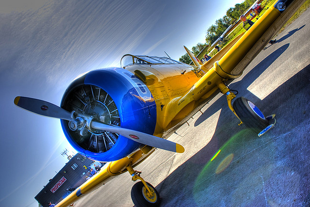 Vintage plane | Difference Between Antique and Vintage