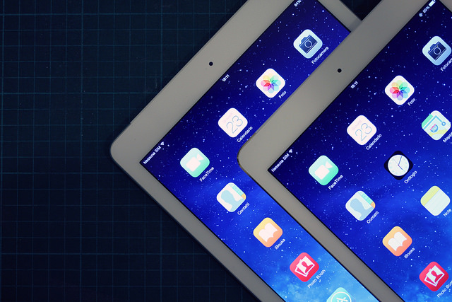 Difference Between Apple iPad Air and Apple iPad Air 2