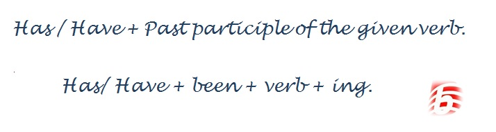 Difference Between Present Perfect Continuous and Present Perfect