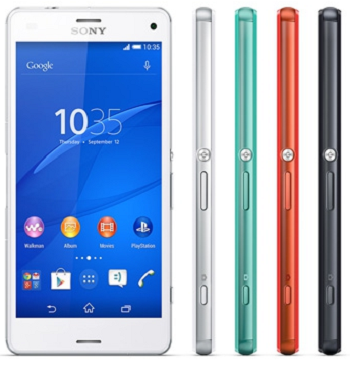 Difference between Sony Xperia Z3 and HTC One M8_Sony Xperia Z3