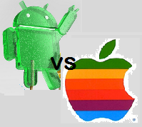 Android 5.0 vs iOS 8.1