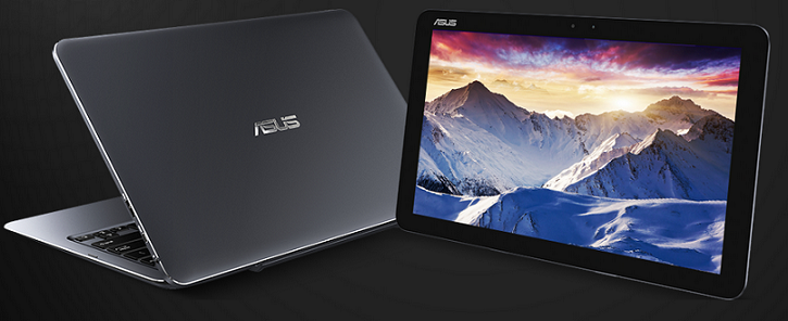 Difference between Dell XPS 13 and Asus Transformer Book Chi T300