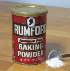 Difference Between Baking Powder and Baking Soda