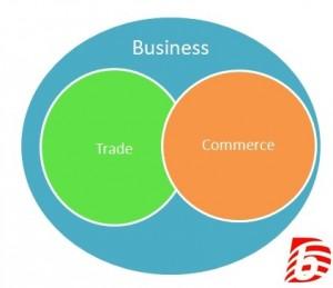 Commerce vs Business