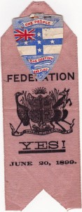Difference Between Federation and Association_Australia Federation Ribbon