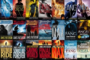Difference Between UK Version and US Version of the Maximum Ride Books