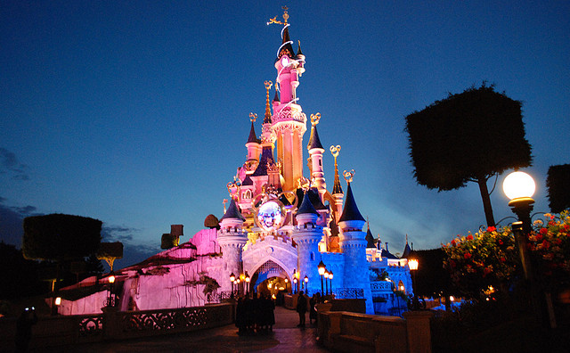 Difference between Disneyland and Disneyworld