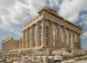 Difference Between Greek and Roman Architecture