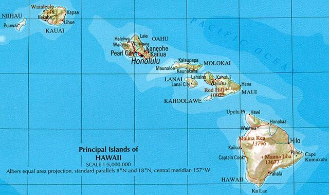 Difference Between Hawaii and Caribbean