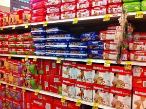 kimberly clark proctor gamble diaper wars Procter & gamble's high-tech quest for the perfect diaper  diaper market and  only lags behind kimberly-clark's huggies, with 387 percent.