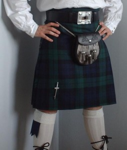 Difference Between Kilt and Skirt