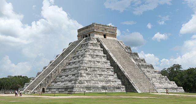 Aztec vs Mayan