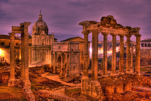 Difference Between Rome and Greece