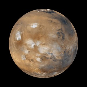 Earth vs Mars