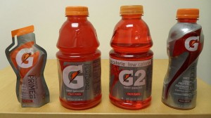 Difference Between Gatorade and Powerade