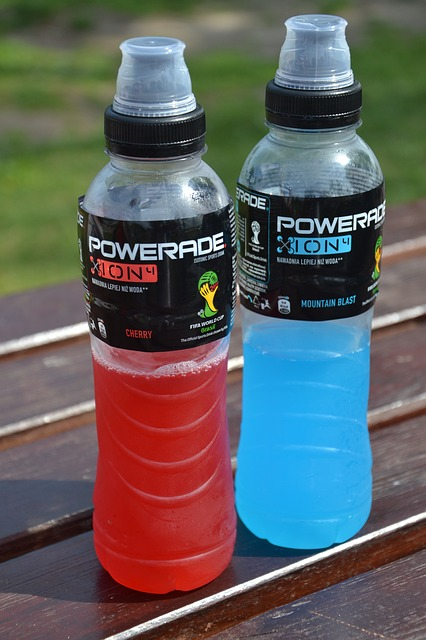 Gatorade vs Powerade