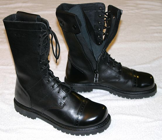 Boot vs Shoe