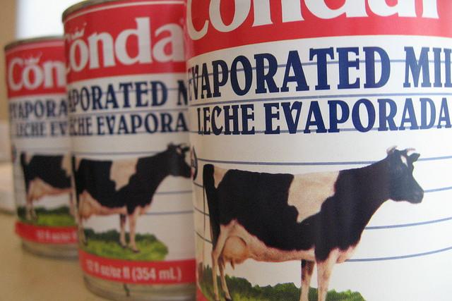 Milk vs Evaporated Milk
