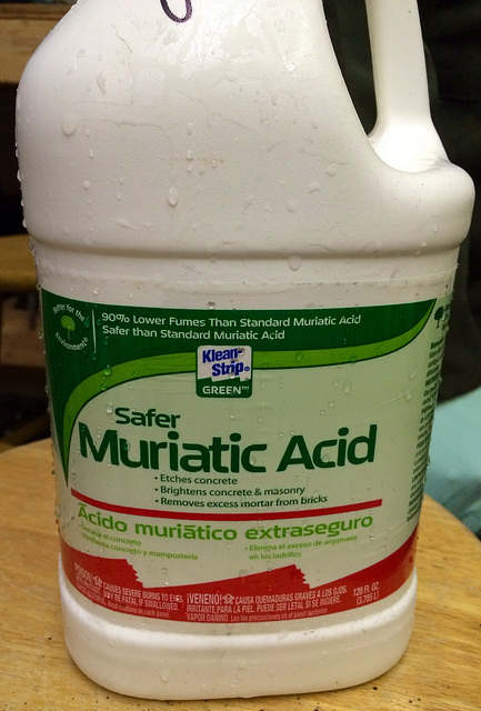 Difference Between Muriatic Acid And Hydrochloric Acid Muriatic Acid Vs Hydrochloric Acid