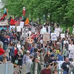 Riot vs Protest