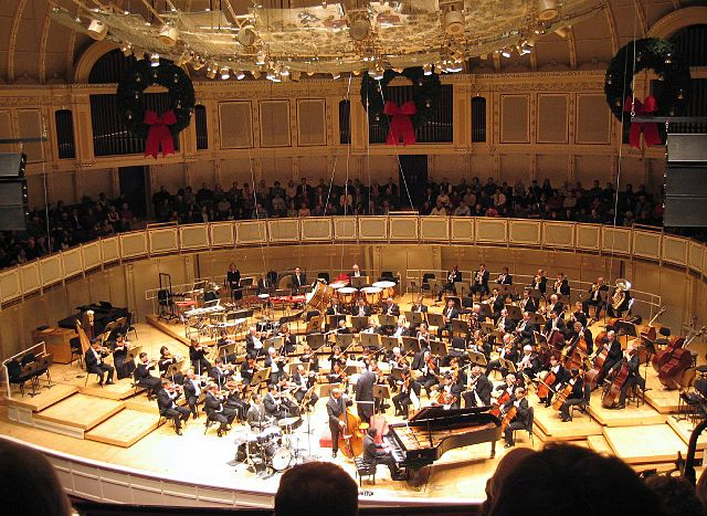 Difference Between Symphony and Philharmonic