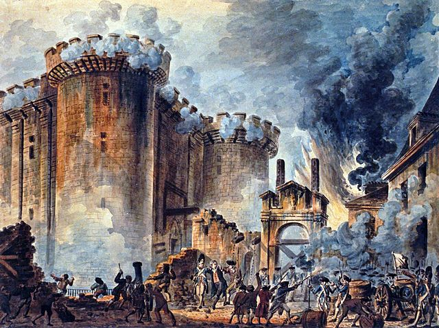 Difference Between French Revolution and American Revolution