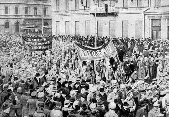 The french and russian revolutions