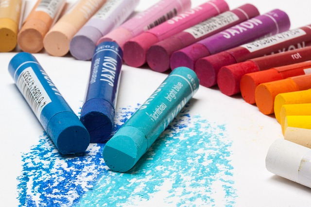 Pastels vs Oil Pastels