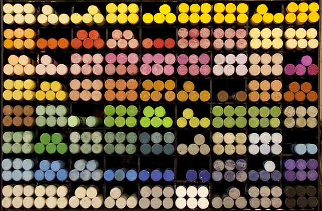 Difference Between Pastels and Oil Pastels