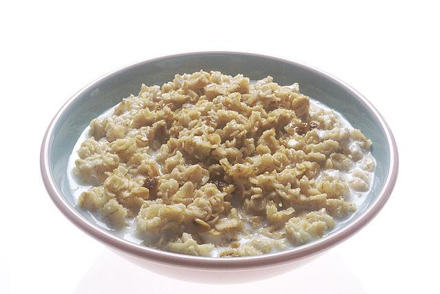 Porridge vs Oats