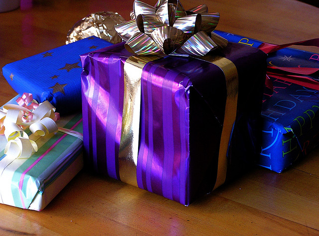 Between Present and Gift