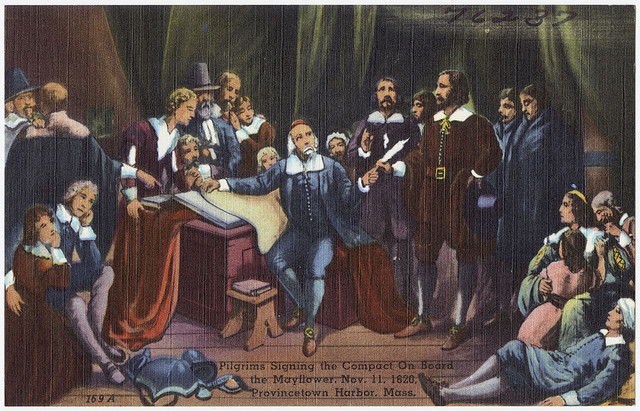 Difference Between Puritans and Pilgrims