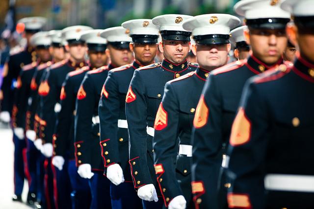 Marines vs Army