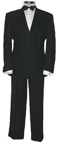 Suit vs Tuxedo