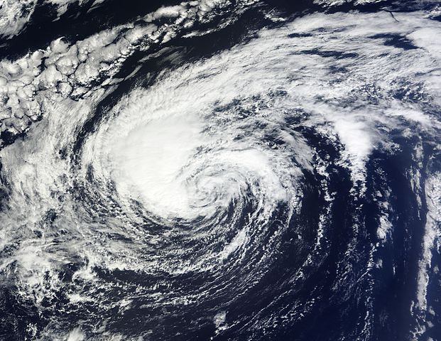 Difference Between Tropical Storm and Hurricane