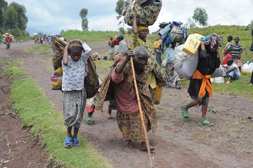 Difference Between a Refugee and Asylum