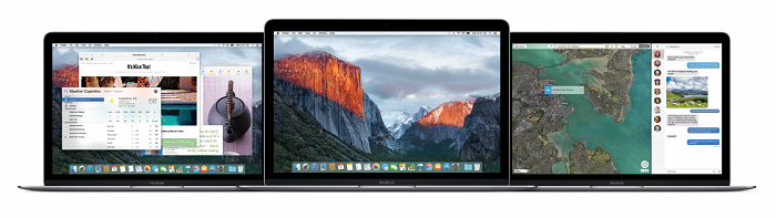 Difference Between Mac OS X Yosemite 10.10 and OS X El Capitan 10.11