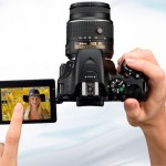 Difference Between Nikon D5300 and D5500