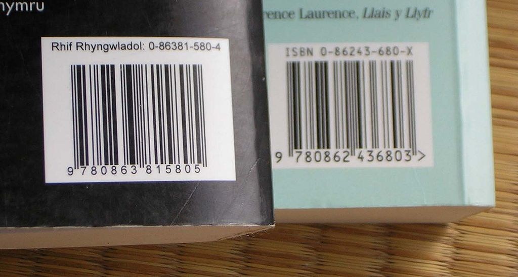 Difference Between ISBN 10 and ISBN 13