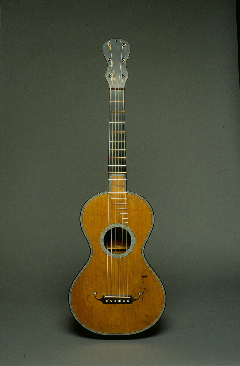 Difference Between Acoustic Guitars and Classical Guitars ...