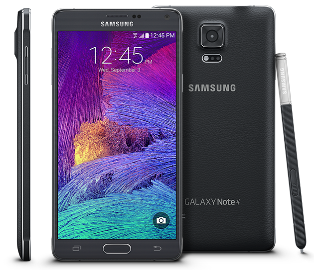 Key Difference Galaxy Note 4 vs Note 5