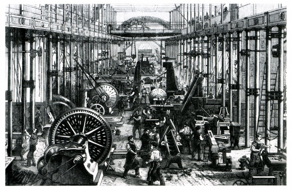 an analysis of the topic of the second industrial revolution and the westerners in the late 19th cen