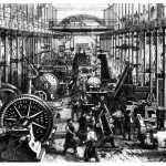 difference between 1st industrial revolution and second- second