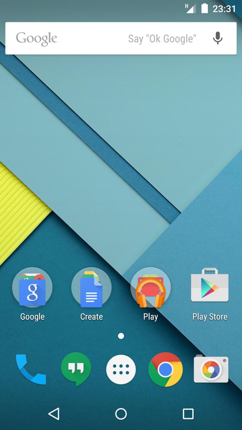 Android Lollipop 5.0 vs 5.1.1